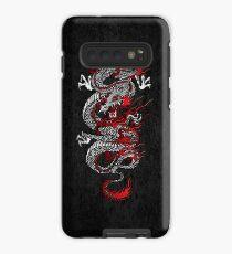 Asiatischer Drache Hülle & Klebefolie für Samsung Galaxy