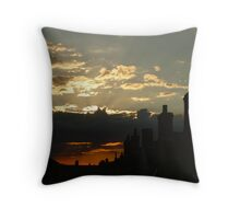Contrasts... Throw Pillow