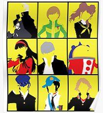 P4-sona Poster