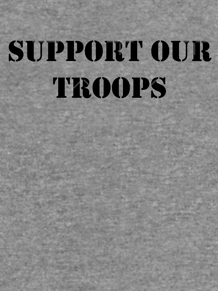 Support Our Troops - July 4th - U.S. Military by willpate