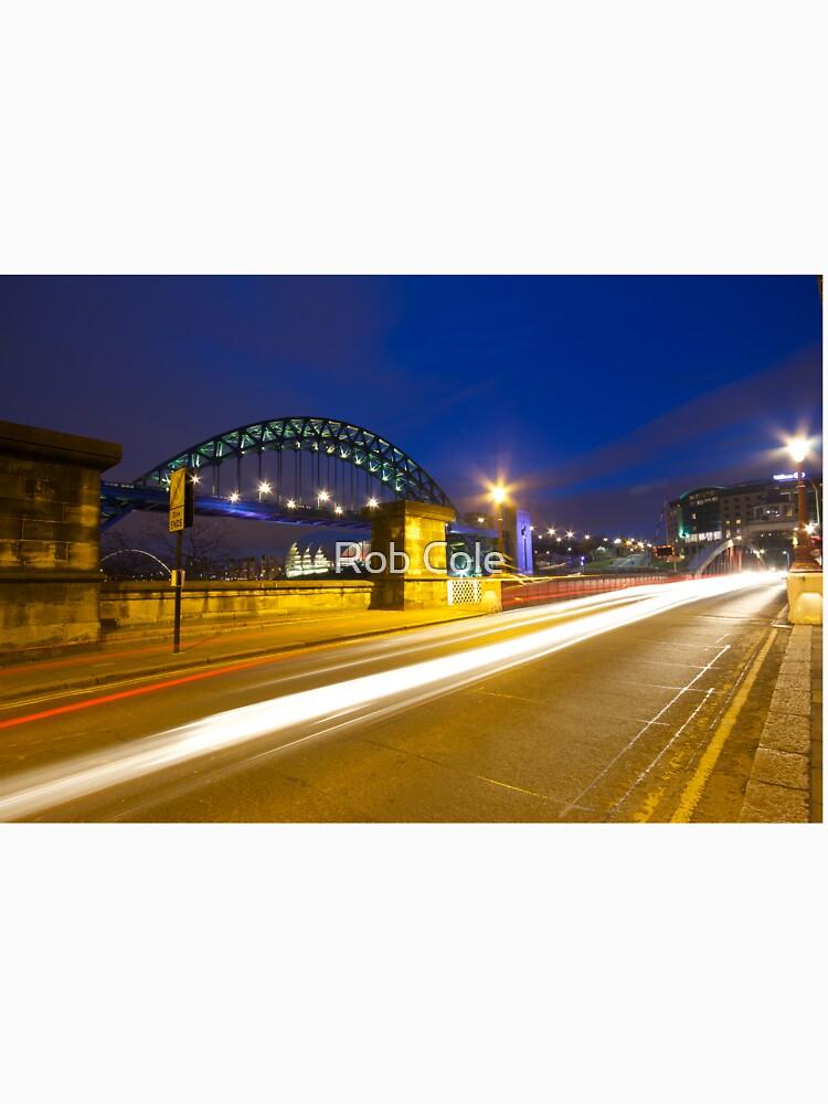 Swing Bridge Headlights by robcole
