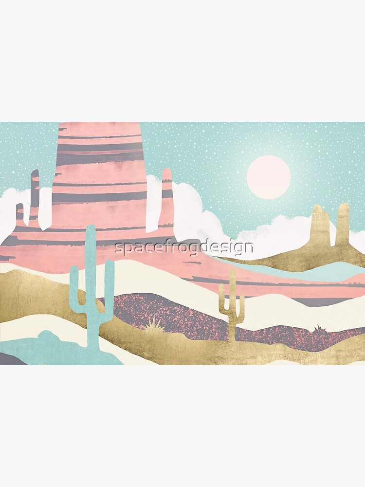 Desert Sun by spacefrogdesign