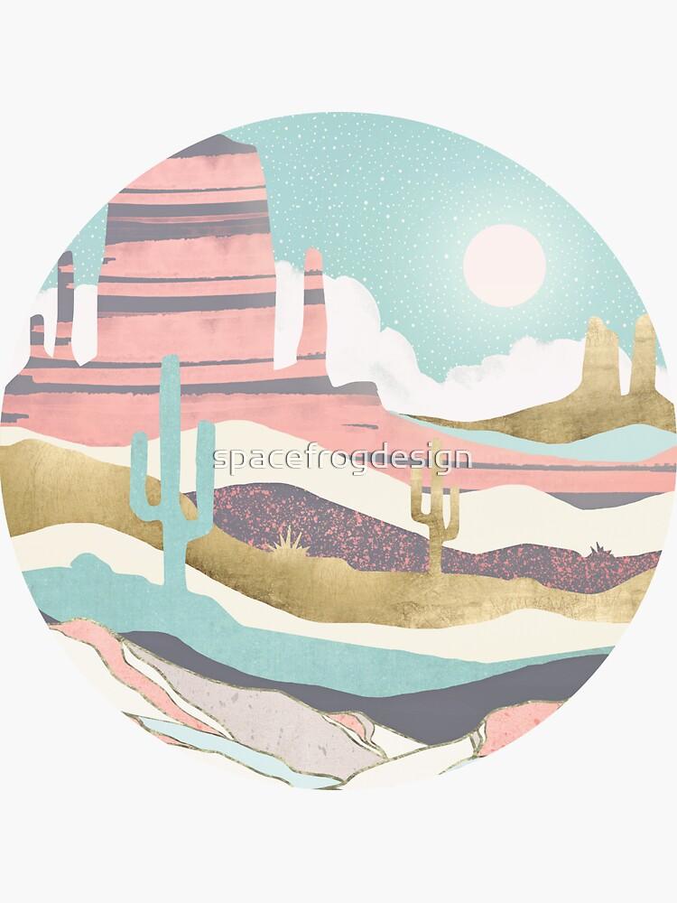 Desert Sun by spacefrogdesign