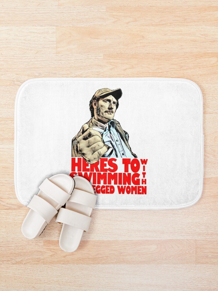 Alternate view of Quint- Jaws Bath Mat