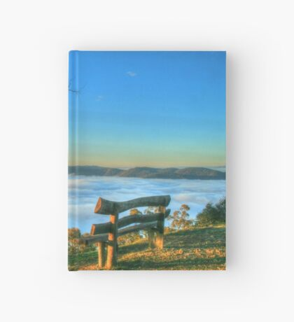 Rest Awhile Amongst The Clouds Hardcover Journal