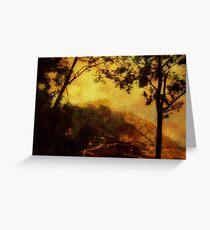 Painted Mountain-Venezuela ©  Greeting Card