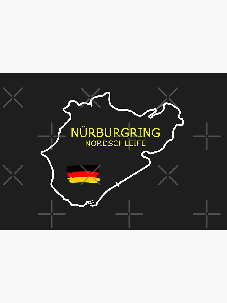 The Nurburgring by rogue-design