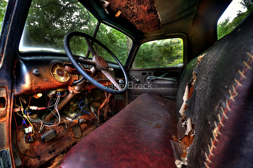 Rust in Peace by Jane Brack