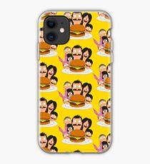Burgers Collage iPhone Case
