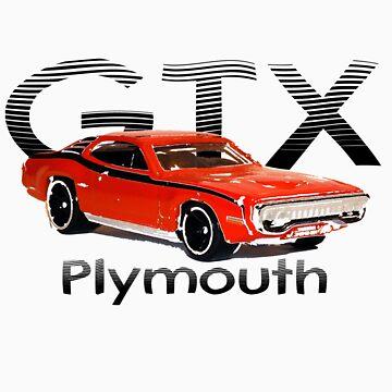Plymouth GTX '71 by csabagyurak