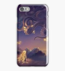 Octopus's garden iPhone Case/Skin
