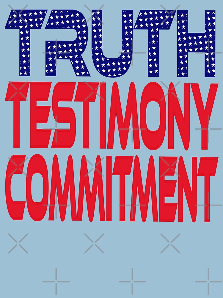 #OurPatriotism: Truth, Testimony, Commitment by André Robinson by carbonfibreme