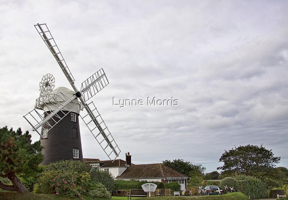 Stow Mill by Lynne Morris