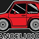 Stancelicious Golf MK1 - Red by BBsOriginal