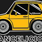 Stancelicious Golf MK1 - Yellow by BBsOriginal