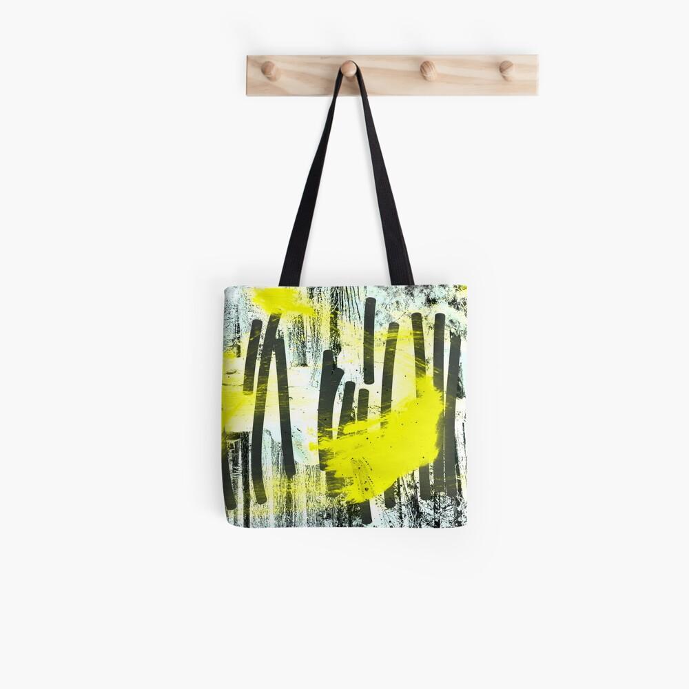 Jahrestagung der zitronengelben Waldfeen Stofftasche