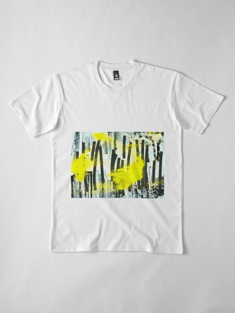 Alternative Ansicht von Jahrestagung der zitronengelben Waldfeen Premium T-Shirt