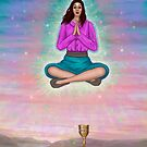 Transcending Meditation by Roz  Eve