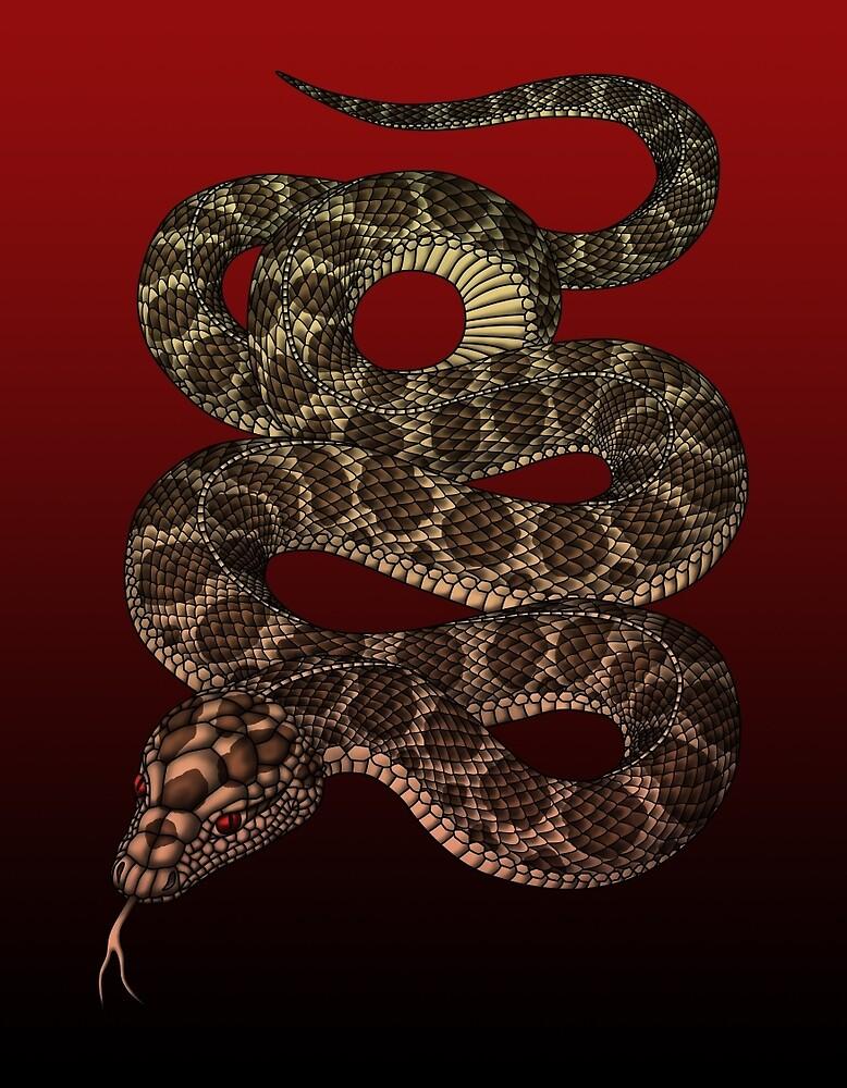 snake by kuuma