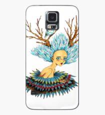 Blue Fawn Case/Skin for Samsung Galaxy