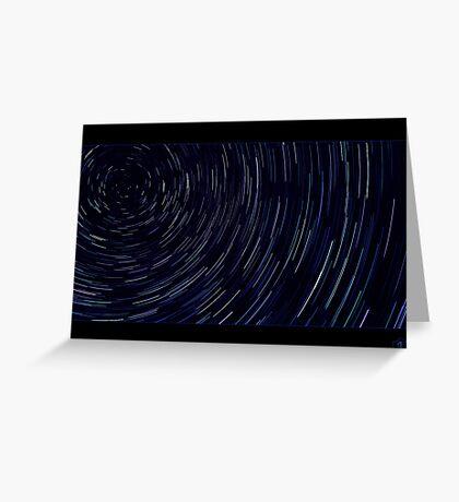 Celestial dimension. Greeting Card