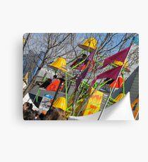 Cronulla Colour 1- Riviera Visual Canvas Print
