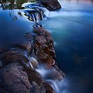 Sweetwater Cascading by Paul Moore