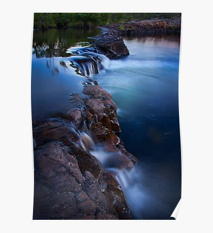 Sweetwater Cascading Poster