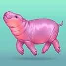 Pygmy Hippo by Tami Wicinas