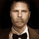 El Grande Moustacho Macho by Gianni A. Sarcone