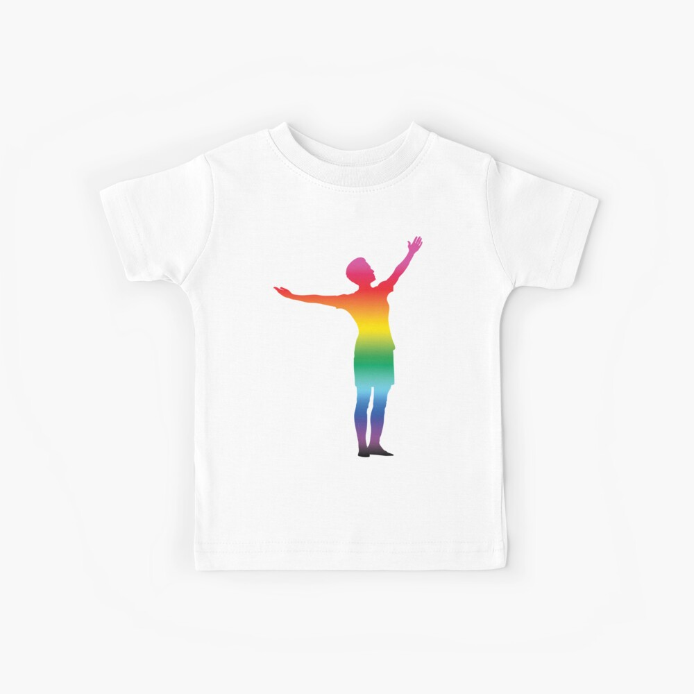 Megan Rapinoe - STOLZ Kinder T-Shirt