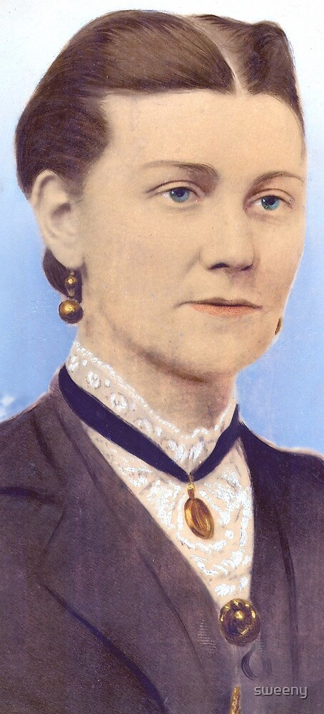 Great Great Grandmother by sweeny