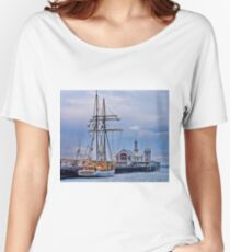 All Aboard Women's Relaxed Fit T-Shirt