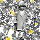 LITTLE GIRLS LIKE ROSES AND ANIMAL CRACKERS NEED NO EXCUSE  by Saundra Myles