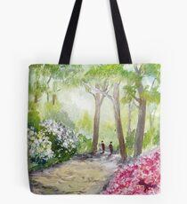 Isabella Plantation Tote Bag