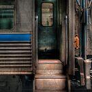 3rd class train by laurentlesax