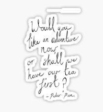 Peter Pan - Adventue Sticker