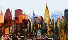 Manhattan #1 by borstal