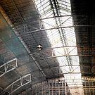 Hua Lampong train station, Bangkok by laurentlesax