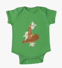 Playful Ghosts Kids Clothes