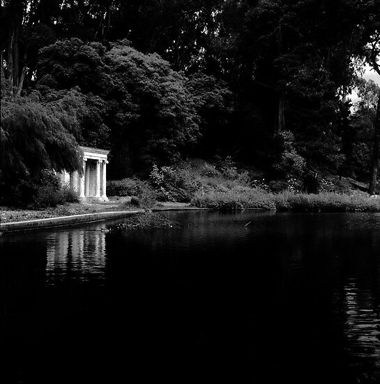 Portals of the Past, Golden Gate Park (9/12/2010) by Rodney Johnson