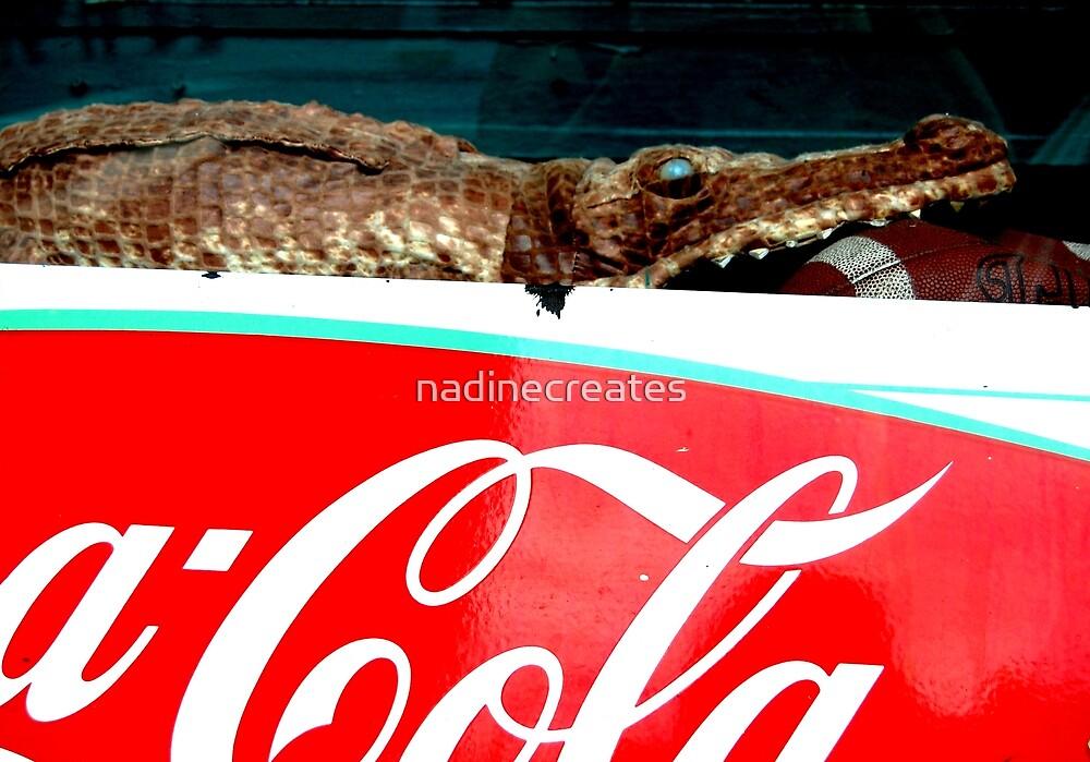 Gator! by nadinecreates