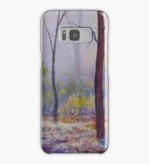 'Moody Bush Blues' Samsung Galaxy Case/Skin