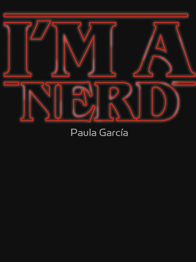 I'm a nerd de paula-garcia