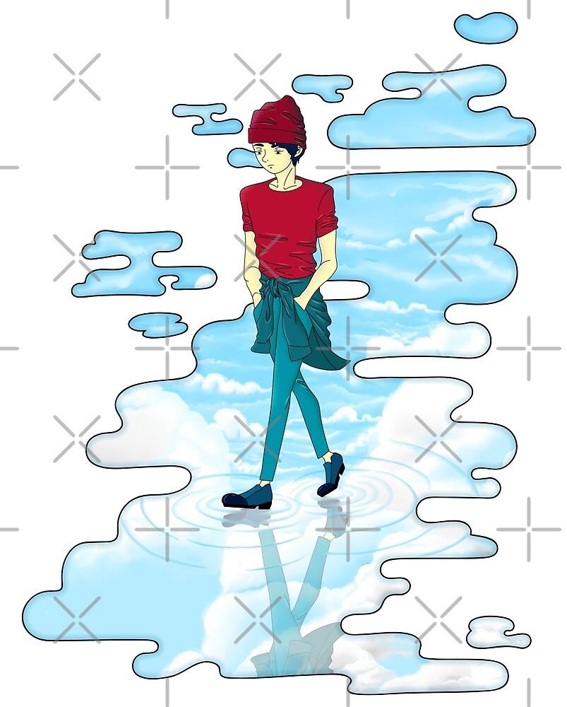 Walking on Sky by Little Monster