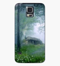 The Cottage in the Woods Case/Skin for Samsung Galaxy