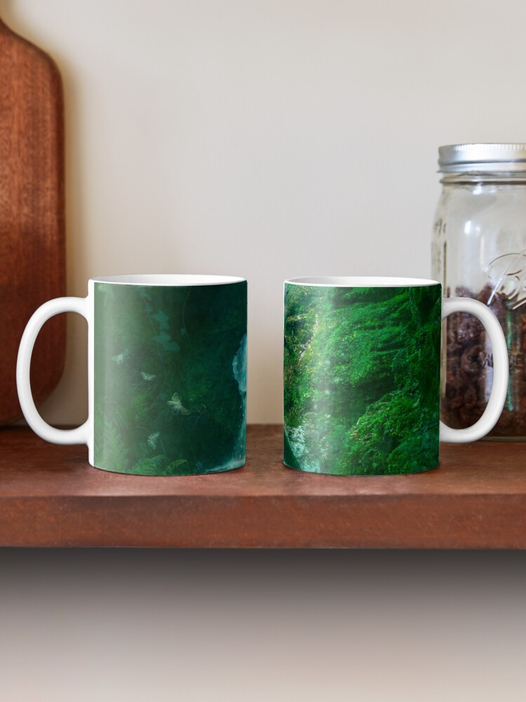 Alternate view of St.Nectan's Glen - Mystic Waters Mug
