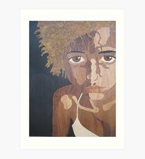 Young in Hawaii II Art Print
