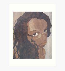 Young in Hawaii  Art Print