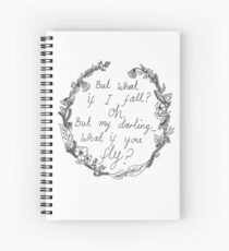Walt Disney Quotes Spiral Notebooks Redbubble